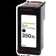 HP 350XL inktcartridge zwart hoge capaciteit 30ml (huismerk) CHP-350XL by HP
