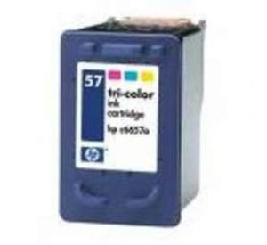 HP 57 inktcartridge kleur 22ml (compatible) CHP-057