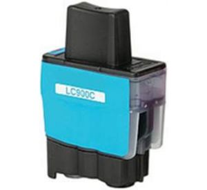 Brother LC-900C inktcartridge cyaan 12ml (huismerk) BC-LC-0900C