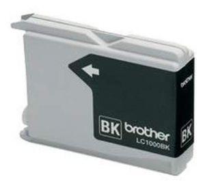 Brother LC-1000BK inktcartridge zwart 25ml (huismerk) BC-LC-1000BK