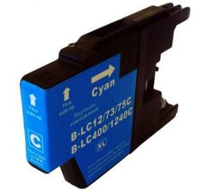 Brother LC-1240C inktcartridge cyaan 16,6ml (huismerk) BC-LC-1240C