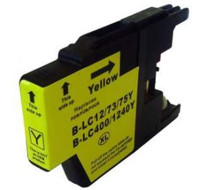 Brother LC-1240Y inktcartridge geel 16,6ml (huismerk) BC-LC-1240Y