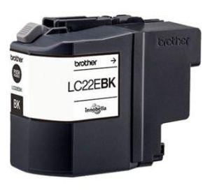 Brother LC-22EBK inktcartridge zwart (origineel) BR-LC-22EBK
