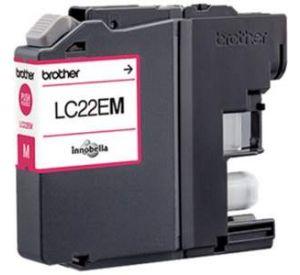 Brother LC-22EM inktcartridge magenta (origineel) BR-LC-22EM