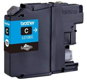 Brother LC-12EC inktcartridge cyaan (origineel) BLC-12EC