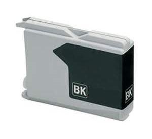 Brother LC-970BK inktcartridge zwart 25ml (huismerk) BC-LC-0970BK
