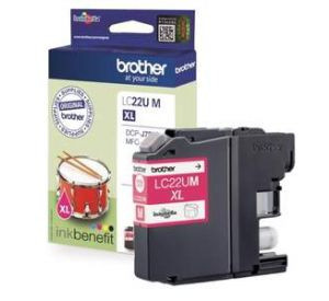Brother LC-22UM XL inktcartridge magenta (origineel) BR-LC-22UM