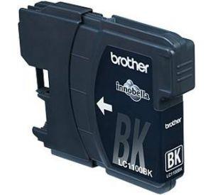 Brother LC-1100BK inktcartridge zwart 14,6ml (huismerk) BC-LC-1100BK