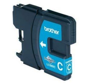 Brother LC-1100C inktcartridge cyaan 10,6ml (huismerk) BC-LC-1100C