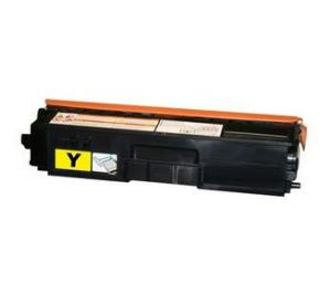 Brother TN-320Y Toner Cartridge geel (huismerk) CBR-TN03204