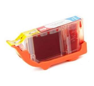 Canon CLI-8R inktcartridge rood met chip 13,8 ml (huismerk) CC-CLI-08zPMR