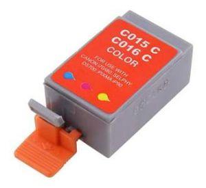 Canon BCI-16C inktcartridge kleur 6,3ml (huismerk) CC-BCI-16C