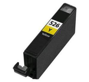 Canon CLI-526Y inktcartridge geel met chip (huismerk) CC-CLI9-526Yc