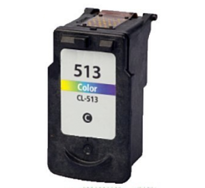 Canon CL-513 inktcartridge kleur 13ml (huismerk) CC-CL-513