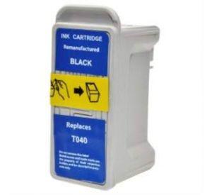 Epson T040 inktcartridge zwart 20ml met chip (huismerk) EC-T0040