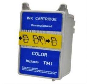 Epson T041 inktcartridge 3 kleuren 43ml met chip (huismerk) EC-T0041
