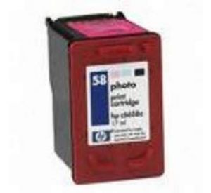 HP 58 inktcartridge 3 kleuren photo 21ml (compatible) CHP-058