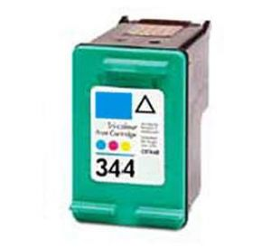 HP 344 inktcartridge 3 kleuren 16,5ml (compatible) CHP-344