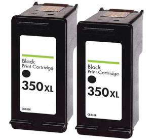 HP 350XL inktcartridge zwart 30ml (huismerk) CHP-350XL-2