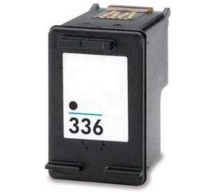 HP 336 (C9362EE) inktcartridge zwart 19ml (huismerk) CHP-336