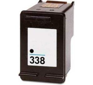 HP 338 (C8765EE) inktcartridge zwart 19ml (huismerk) CHP-338
