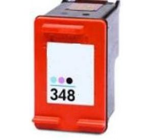 HP 348 inktcartridge 3 kleuren photo 22ml (compatible) CHP-348