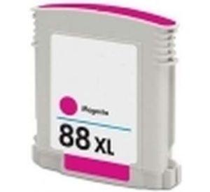 HP 88XL (C9392AE) inktcartridge magenta hoge capaciteit 17,1ml (huismerk) CHP-088XLM