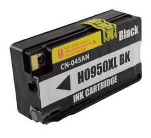 HP 950XL (CN045AE) inktcartridge zwart hoge capaciteit 80ml met chip (huismerk) CHP-950XLC