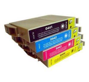 Epson T0441-T0444 multipack 12 inktcartridges (huismerk) EC-T04453