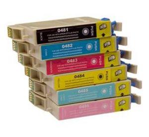 Epson T0481-T0486 multipack 24 inktcartridges (huismerk) EC-T04874