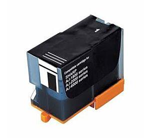 Sharp AJ-T20BK inktcartridge zwart 50ml (compatible) sharp aj-t20bk