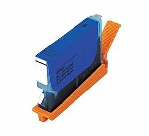Sharp AJ-T20C inktcartridge cyan 12ml (compatible) sharp aj-t20c