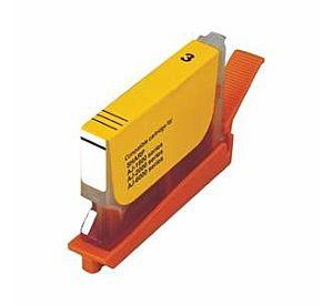 Sharp AJ-T20Y inktcartridge yellow 12ml (compatible) sharp aj-t20y