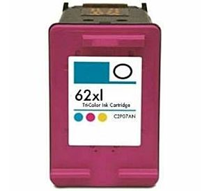 HP 62XL / CP207AE inktcartridge kleur hoge capaciteit (huismerk) CCP207AE