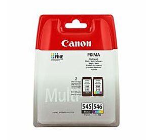 Canon PG-545 / CL-546 Multi-Pack (origineel) C-CL-546XL1