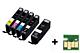 Canon PGI-550XL / CLI-551XL voordeelset 5 stuks met chip (huismerk) CC-CLI9b-VP05c by Canon
