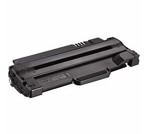 Dell 2MMJP Toner Cartridge zwart (remanufactured) CDE-2MMJP