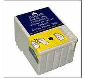 Epson T001 inktcartridge 5 kleuren 65ml met chip (compatible) EC-T0001